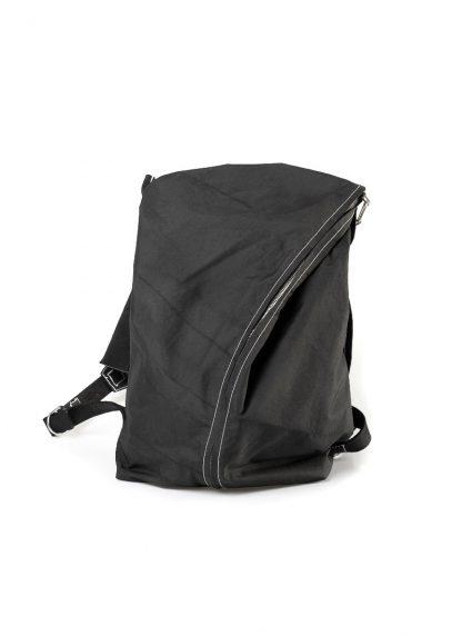 TAICHI MURAKAMI Backpack with Cotton Lining Rucksack bag tasche 3layer nylon waterproof black hide m 2