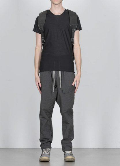 TAICHI MURAKAMI Backpack with Cotton Lining Rucksack bag tasche 3layer nylon waterproof black hide m 7