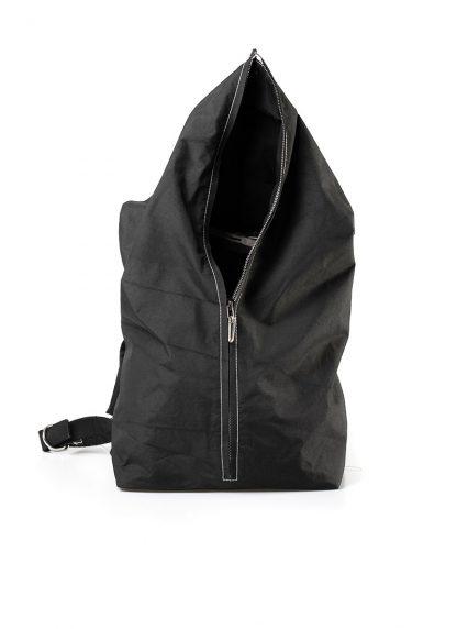 TAICHI MURAKAMI Backpack with Cotton Lining Rucksack bag tasche 3layer nylon waterproof black hide m 8