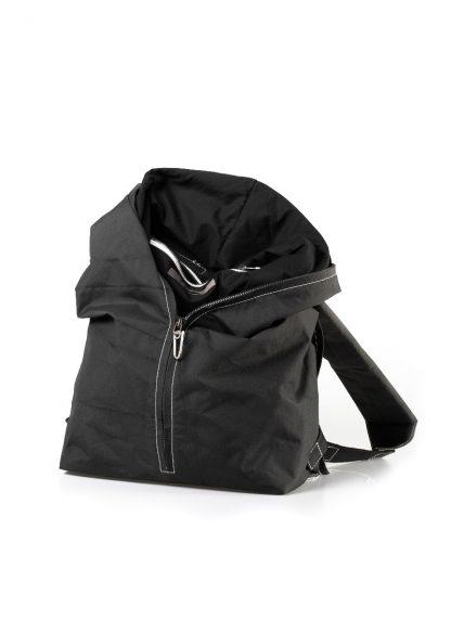 TAICHI MURAKAMI Backpack with Cotton Lining Rucksack bag tasche 3layer nylon waterproof black hide m 9