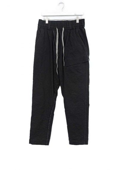 TAICHI MURAKAMI ss20 men Cargo LC Pants herren hose zimbabwe cotton steel black hide m 2