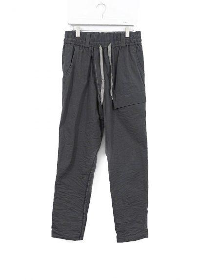 TAICHI MURAKAMI ss20 men Cargo LC Pants herren hose zimbabwe cotton steel dark grey hide m 2