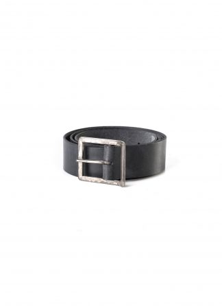 ADICIANNOVEVENTITRE A1923 AUGUSTA belt guertel horse leather black hide m 2