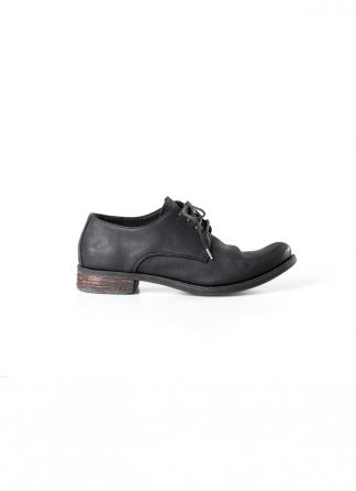 ADICIANNOVEVENTITRE A1923 AUGUSTA men 033N handmade goodyear derby shoe herren schuh kudu leather black hide m 2