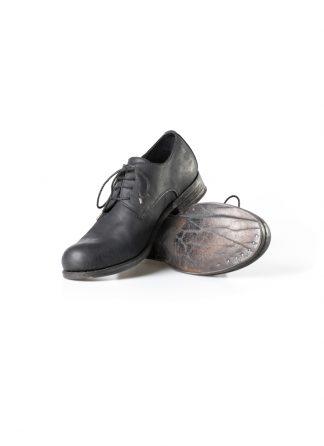 ADICIANNOVEVENTITRE A1923 AUGUSTA men 04 handmade goodyear shoe derby herren schuh kudu black hide m 2