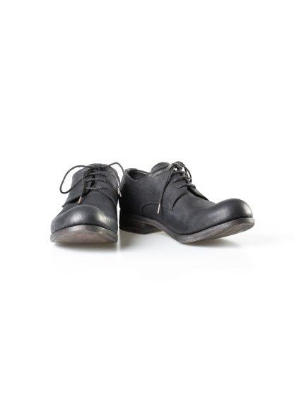 ADICIANNOVEVENTITRE A1923 AUGUSTA men 04 handmade goodyear shoe derby herren schuh kudu black hide m 3