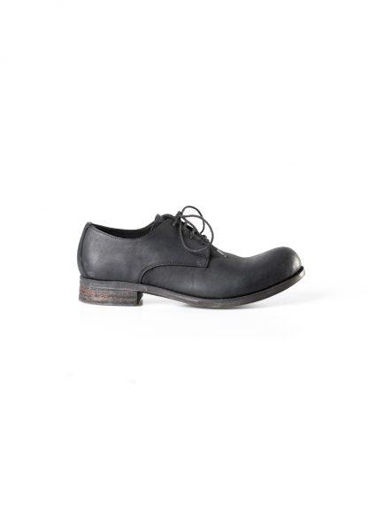 ADICIANNOVEVENTITRE A1923 AUGUSTA men 04 handmade goodyear shoe derby herren schuh kudu black hide m 4