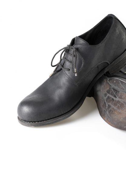 ADICIANNOVEVENTITRE A1923 AUGUSTA men 04 handmade goodyear shoe derby herren schuh kudu black hide m 5