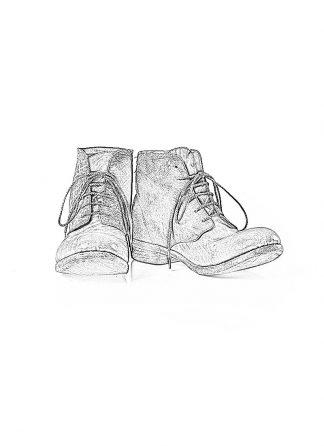 ADICIANNOVEVENTITRE A1923 AUGUSTA men 06E handmade goodyear ankle boot herren schuh horse culatta leather black hide m 1