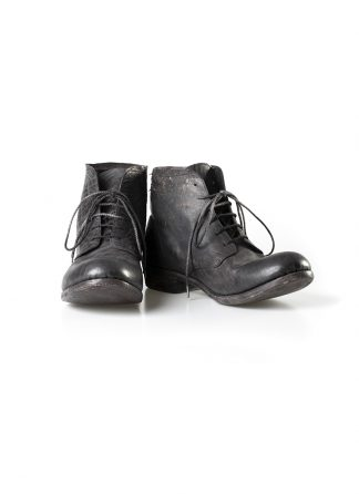 ADICIANNOVEVENTITRE A1923 AUGUSTA men 06E handmade goodyear ankle boot herren schuh horse culatta leather black hide m 2