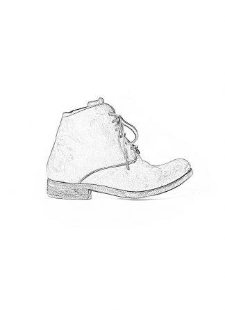 ADICIANNOVEVENTITRE A1923 AUGUSTA men 13 handmade goodyear ankle boot herren schuh donkey leather mud hide m 1