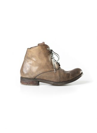 ADICIANNOVEVENTITRE A1923 AUGUSTA men 13 handmade goodyear ankle boot herren schuh donkey leather mud hide m 2
