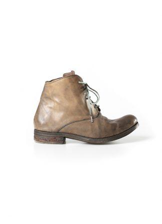 ADICIANNOVEVENTITRE A1923 AUGUSTA men 13 handmade goodyear ankle boot herren schuh donkey leather mud hide m 2