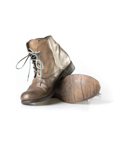 ADICIANNOVEVENTITRE A1923 AUGUSTA men 13 handmade goodyear ankle boot herren schuh donkey leather mud hide m 4