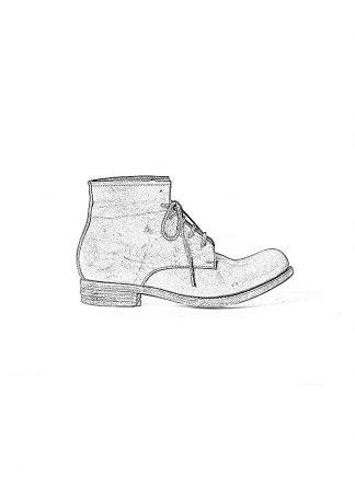 ADICIANNOVEVENTITRE A1923 AUGUSTA men FM1 handmade goodyear ankle boot herren schuh kudu leather black hide m 1
