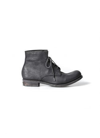 ADICIANNOVEVENTITRE A1923 AUGUSTA men FM1 handmade goodyear ankle boot herren schuh kudu leather black hide m 2