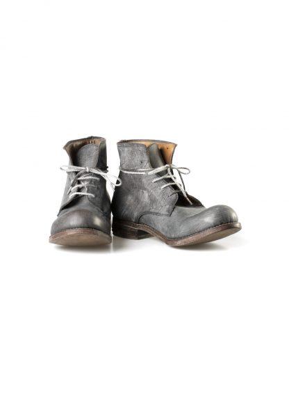 ADICIANNOVEVENTITRE A1923 AUGUSTA men FM1 handmade goodyear ankle boot herren schuh kudu leather grey hide m 3