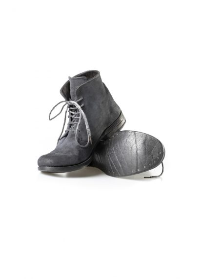 ADICIANNOVEVENTITRE A1923 AUGUSTA men K6 handmade goodyear ankle boot herren schuh kangaroo rev black hide m 2