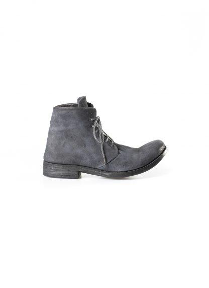 ADICIANNOVEVENTITRE A1923 AUGUSTA men K6 handmade goodyear ankle boot herren schuh kangaroo rev black hide m 3
