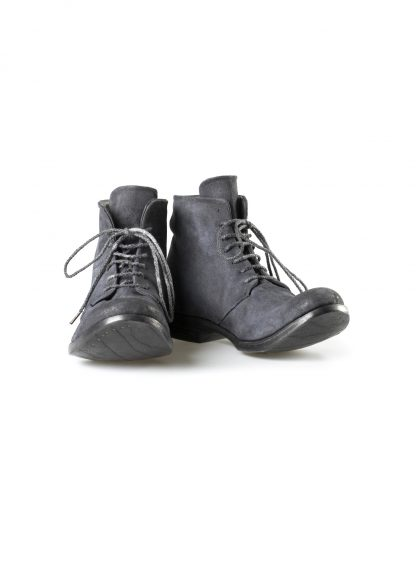 ADICIANNOVEVENTITRE A1923 AUGUSTA men K6 handmade goodyear ankle boot herren schuh kangaroo rev black hide m 4