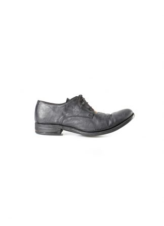 ADICIANNOVEVENTITRE A1923 AUGUSTA men SS6 handmade goodyear shoe derby herren schuh kangaroo leather black hide m 2