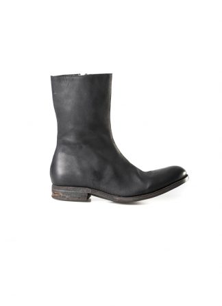 ADICIANNOVEVENTITRE A1923 AUGUSTA men ST9 handmade goodyear side zip boot herren schuh stiefel kudu leather black hide m 2