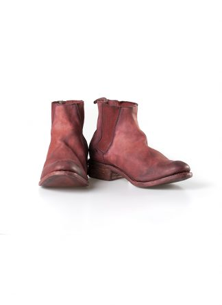 ADICIANNOVEVENTITRE A1923 AUGUSTA women 042 handmade goodyear boot shoe damen schuh horse leather rev red hide m 2