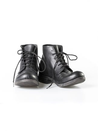 ADICIANNOVEVENTITRE A1923 AUGUSTA women 05 handmade goodyear boot shoe damen schuh horse leather black hide m 2