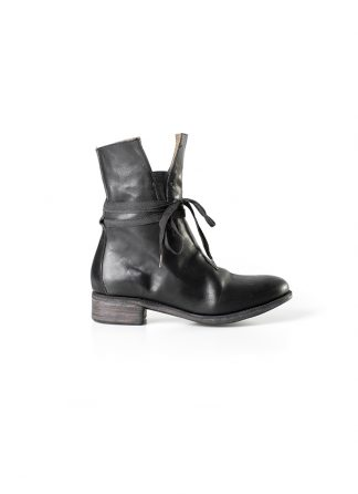 ADICIANNOVEVENTITRE A1923 AUGUSTA women A17 handmade goodyear boot shoe damen schuh horse leather black hide m 2