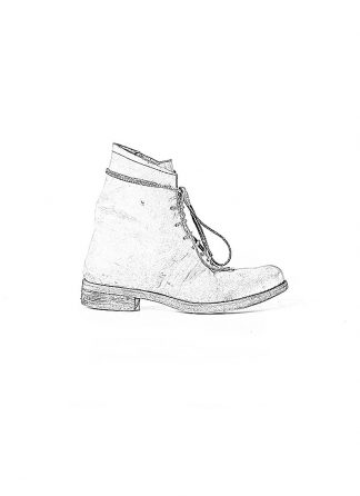 ADICIANNOVEVENTITRE A1923 AUGUSTA women A4 handmade goodyear boot shoe damen schuh kangaroo leather grey hide m 1