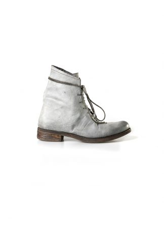 ADICIANNOVEVENTITRE A1923 AUGUSTA women A4 handmade goodyear boot shoe damen schuh kangaroo leather grey hide m 2