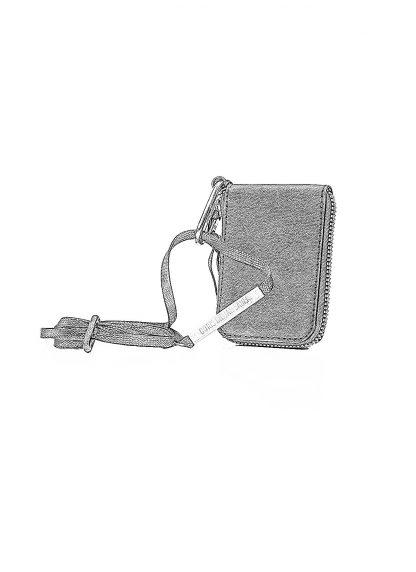 BORIS BIDJAN SABERI BBS WALLET2 Exclusively Exclusive FMM20033 wallet bag geldboerse geldeutel horse leather black hide m 1