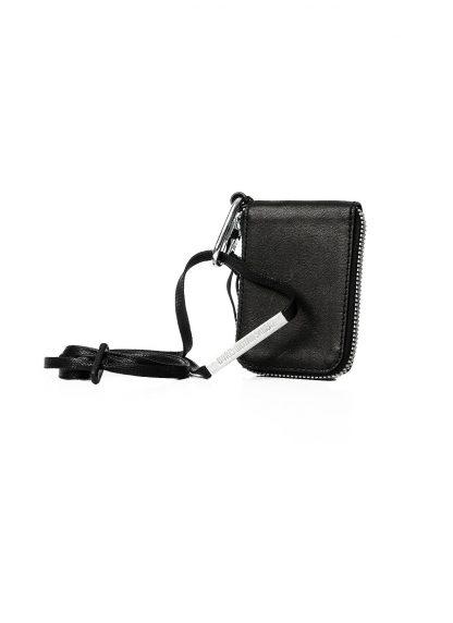BORIS BIDJAN SABERI BBS WALLET2 Exclusively Exclusive FMM20033 wallet bag geldboerse geldeutel horse leather black hide m 2