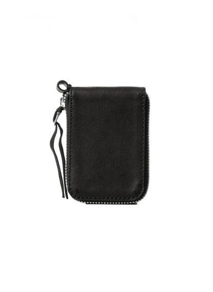 BORIS BIDJAN SABERI BBS WALLET2 Exclusively Exclusive FMM20033 wallet bag geldboerse geldeutel horse leather black hide m 3
