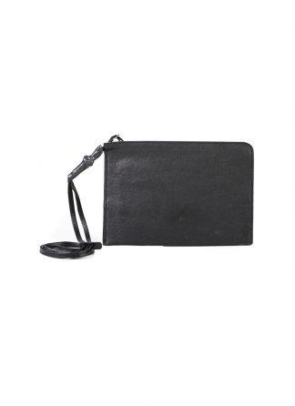 BORIS BIDJAN SABERI WALLETBAG FMM20033 wallet bag geldboerse geldeutel horse leather black hide m 2