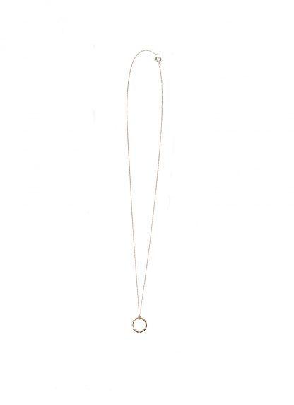 Chin Teo Transmission Rose Gold Necklace 01