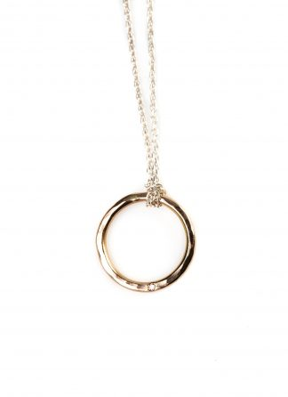 Chin Teo Transmission Rose Gold Necklace 02
