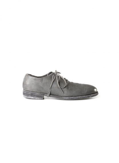 GUIDI 16 men goodyear shoe derby herren schuh coat leather shadow grey hide m 3