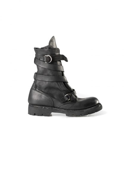 GUIDI 5308CGV women military boot vibram sole shoe damen frauen schuh stiefel calf leather black hide m 3