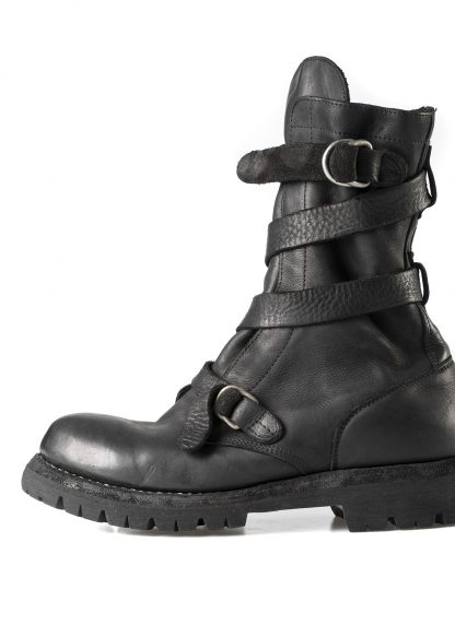 GUIDI 5308CGV women military boot vibram sole shoe damen frauen schuh stiefel calf leather black hide m 4