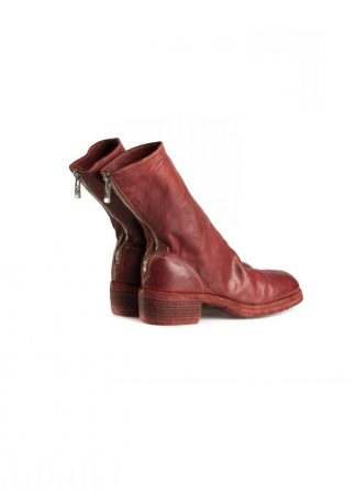 GUIDI 788z women classic back zip boot shoe damen frauen schuh stiefel horse leather 1006t red hide m 2