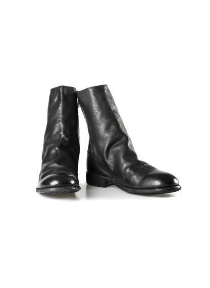 GUIDI 988 men classic back zip boot goodyear herren schuh stiefel horse leather black hide m 3