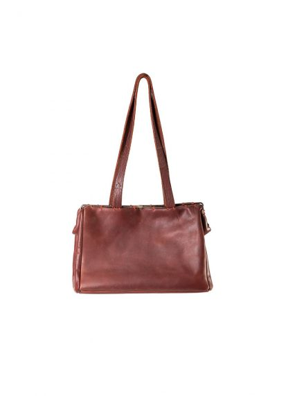 M.A Maurizio Amadei BR22S women Small Doctor Bag vachetta cow leather red hide m 2