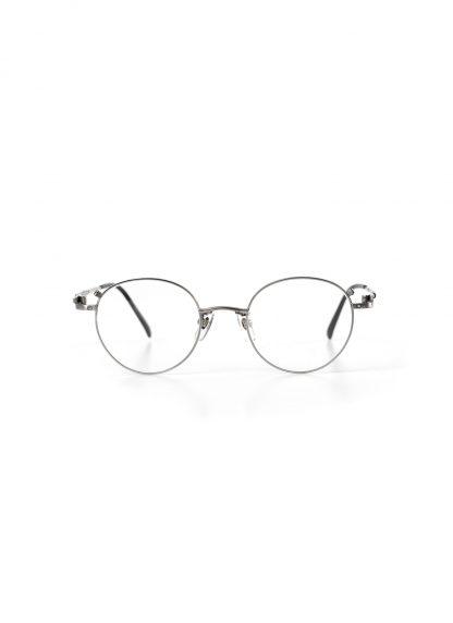 TAICHI MURAKAMI B MEGANE Glasses Eyewear Brille silver frame clear lens hide m 2