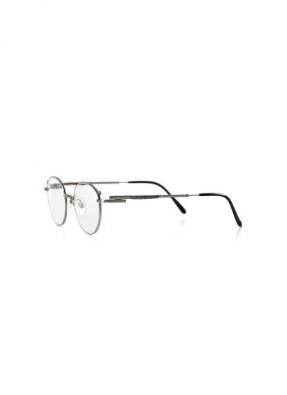 TAICHI MURAKAMI B MEGANE Glasses Eyewear Brille silver frame clear lens hide m 3