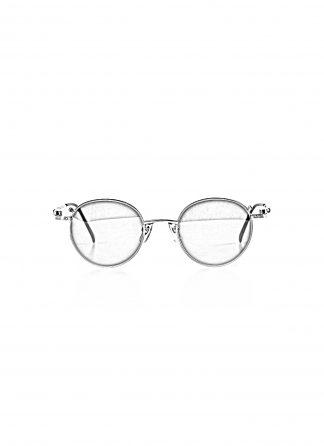 TAICHI MURAKAMI B MEGANE glasses eyewear brille silver frame black lens hide m 1