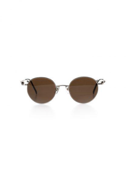 TAICHI MURAKAMI B MEGANE glasses eyewear brille silver frame black lens hide m 2TAICHI MURAKAMI B MEGANE glasses eyewear brille silv3