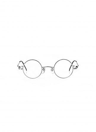 TAICHI MURAKAMI O MEGANE 40x26 Glasses Eyewear Brille silver titan frame clear lens hide m 1