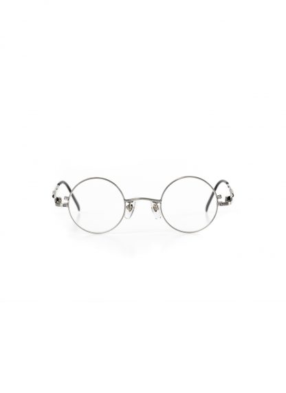 TAICHI MURAKAMI O MEGANE 40x26 Glasses Eyewear Brille silver titan frame clear lens hide m 2