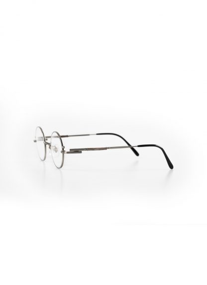 TAICHI MURAKAMI O MEGANE 40x26 Glasses Eyewear Brille silver titan frame clear lens hide m 3